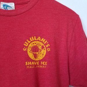 Coastal Classics Shirts - Authentic Maui Ululani's Shave Ice Tee